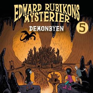 Demonbyen (lydbok) av Aleksander Kirkwood Bro