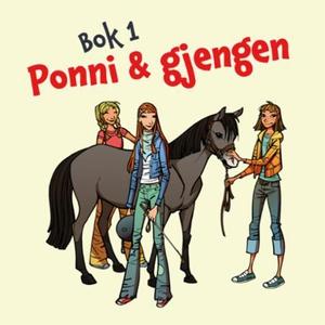 Ponni & gjengen (lydbok) av Kirsten Sonne Har
