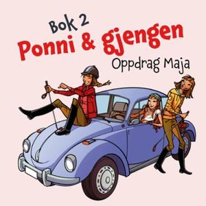 Oppdrag Maja (lydbok) av Kirsten Sonne Harild