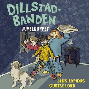 Juvelkuppet (lydbok) av Jens Lapidus