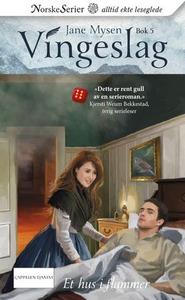 Et hus i flammer (ebok) av Jane Mysen