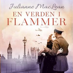 En verden i flammer (lydbok) av Julianne MacL