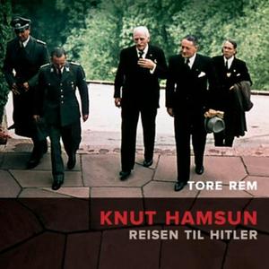 Knut Hamsun (lydbok) av Tore Rem