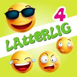 Latterlig 4 (lydbok) av