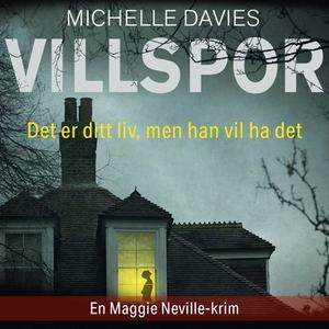 Villspor (lydbok) av Michelle Davies