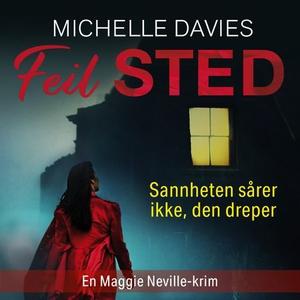 Feil sted (lydbok) av Michelle Davies