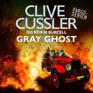 Gray ghost (lydbok) av Robin Burcell, Clive C