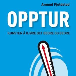 Opptur (lydbok) av Amund Fjeldstad
