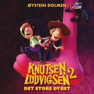 Knutsen og Ludvigsen (lydbok) av Øystein Dolm