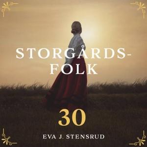 Nye tider (lydbok) av Eva J. Stensrud