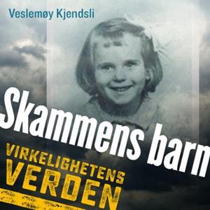 Skammens barn (lydbok) av Veslemøy Kjendsli