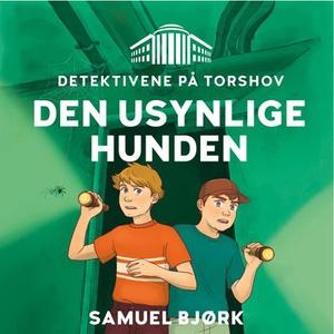 Den usynlige hunden (lydbok) av Samuel Bjørk