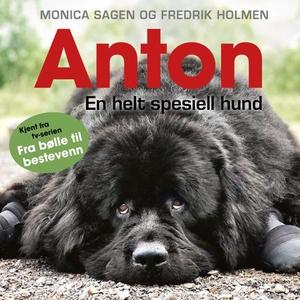 Anton (lydbok) av Fredrik Holmen, Monica Sage