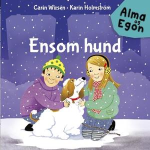 Ensom hund (lydbok) av Carin Wirsén
