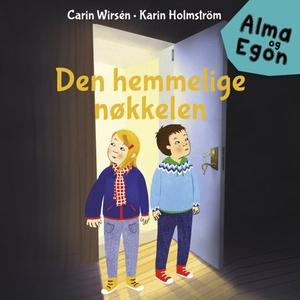 Den hemmelige nøkkelen (lydbok) av Carin Wirs