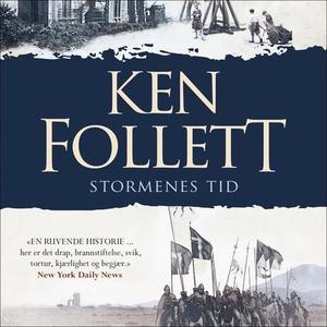 Stormenes tid (lydbok) av Ken Follett