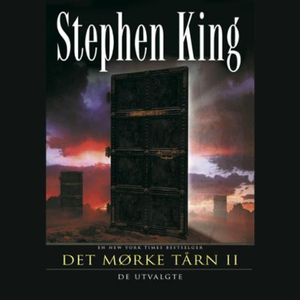 Det mørke tårn II (lydbok) av Stephen King