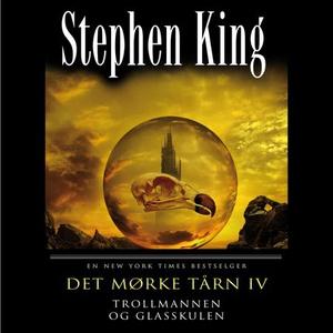 Det mørke tårn IV (lydbok) av Stephen King