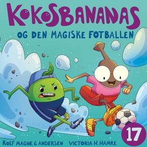 Kokosbananas og den magiske fotballen (lydbok