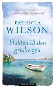 Flukten til den greske øya (ebok) av Patricia
