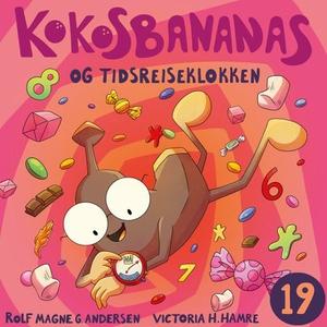 Kokosbananas og tidsreiseklokken (lydbok) av
