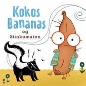 Kokosbananas og stinkomaten