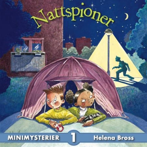 Nattspioner (lydbok) av Helena Bross