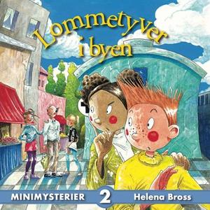 Lommetyver i byen (lydbok) av Helena Bross