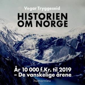 Historien om Norge (lydbok) av Vegar Tryggese