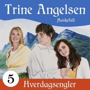 Maskefall (lydbok) av Trine Angelsen
