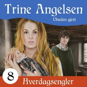 Ubuden gjest (lydbok) av Trine Angelsen