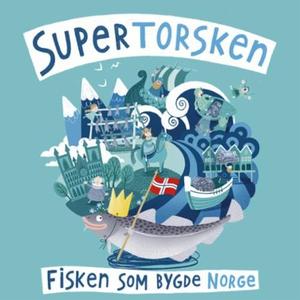 Supertorsken (lydbok) av Lise I. Osvoll