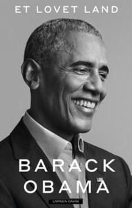 Et lovet land (ebok) av Barack Obama