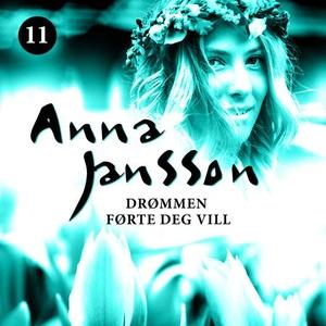 Drømmen førte deg vill (lydbok) av Anna Janss