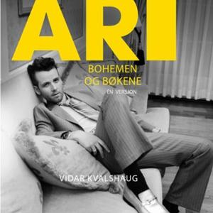 Ari (lydbok) av Vidar Kvalshaug