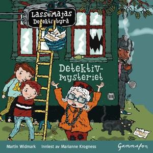 Detektivmysteriet (lydbok) av Martin Widmark