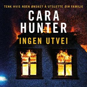 Ingen utvei (lydbok) av Cara Hunter