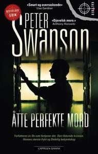 Åtte perfekte mord (ebok) av Peter Swanson