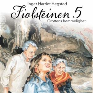 Grottens hemmelighet (lydbok) av Inger Harrie