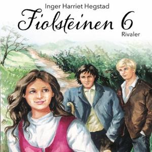 Rivaler (lydbok) av Inger Harriet Hegstad