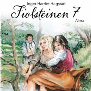 Alma (lydbok) av Inger Harriet Hegstad