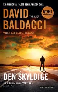 Den skyldige (ebok) av David Baldacci