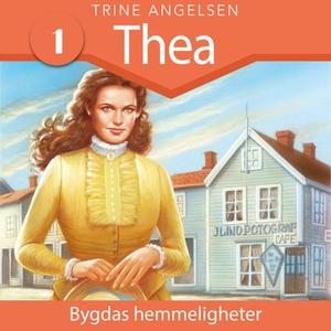 Bygdas hemmeligheter (lydbok) av Trine Angels