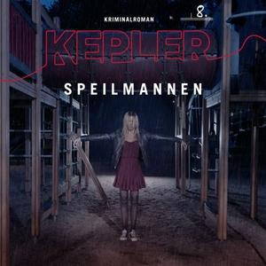Speilmannen (lydbok) av Lars Kepler