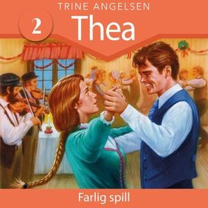 Farlig spill (lydbok) av Trine Angelsen