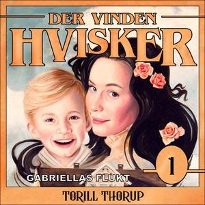 Gabriellas flukt (lydbok) av Torill Thorup