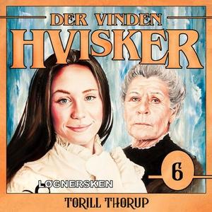 Løgnersken (lydbok) av Torill Thorup