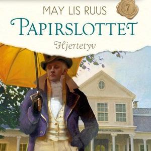 Hjertetyv (lydbok) av May Lis Ruus