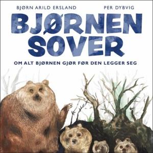 Bjørnen sover (lydbok) av Bjørn Arild Ersland