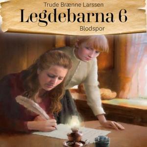 Blodspor (lydbok) av Trude Brænne Larssen